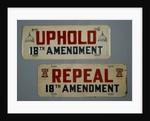 Prohibition Related Auto Attachments by Corbis