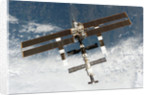 International Space Station by Corbis