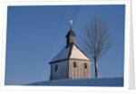 Chapel in Murnau, Bavaria by Corbis