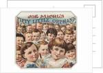 Joe Michl's Fifty Little Orphans Cigar Label by Corbis