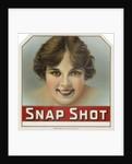 Snap Shot Cigar Label by Corbis