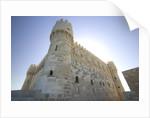 Fort Qa'it Bey in Alexandria by Corbis