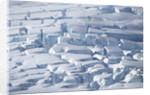 Broken Coastal Glacier by Corbis