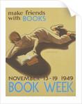 Book Week Poster by Elizabeth Tyler Wolcott