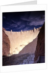 Dramatic light on the Hoover Dam by Corbis
