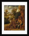 Saint Jerome in the Desert by Cima da Conegliano