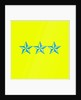 Blue Stars by Corbis