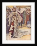 Cinderella Appears at the Ball by Charles Robinson