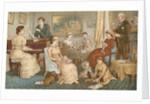 Household Harmonies by Randolph Caldecott
