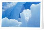 Blue Icebergs by Corbis