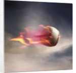 Fast Baseball by Corbis