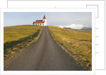 Church and Road by Corbis