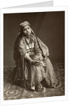 Woman of the Middle East by Corbis