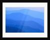 Blue Rolling Ridges by Corbis