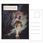 Jack Be Nimble, Jack Be Quick Illustration by Frederick Richardson