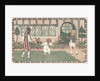 Illustration of Three Children Jumping Rope by Henriette Willebeek Le Mair
