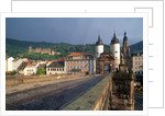 Alte Brucke in Heidelberg by Corbis