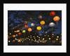 Paper Lanterns at Jangchung Park by Corbis