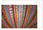 Paper Lanterns at Hangang River Park by Corbis