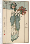 Greetings St. Valentines Day Postcard by Corbis