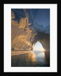 Arched Iceberg in Ililussat by Corbis