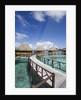 Huts on Stilts at Kia Ora Resort by Corbis