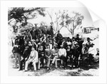 Men of Mildura in Victoria in 1889 by Corbis