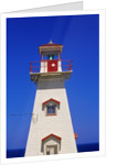 Cape Tryon Lighthouse on Prince Edward Island by Corbis