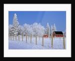 Farm in Winter by Corbis