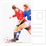 Soccer by Corbis