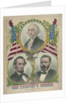 Our Country's Heroes Print by Corbis