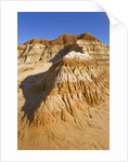 Eroded Standstone Formations by Corbis