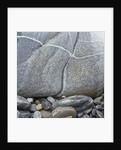 Rocks Against Boulder by Corbis