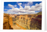 Grand Canyon and Colorado River by Corbis