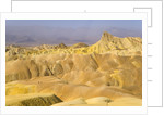 Manly Beacon Peak and Badlands by Corbis