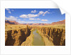 Marble Canyon and Colorado River by Corbis