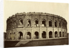 Roman Amphitheater at Nimes by Corbis