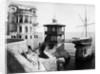 Waterfront Restaurant by Corbis