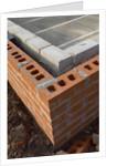 Freshly Laid Bricks by Corbis
