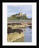 Bamburgh Castle on the Beach by Corbis