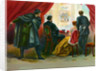 Illustration of the Assassination of President Lincoln by Corbis