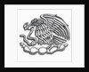 Eagle holding a Snake by Corbis
