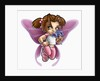 Butterfly Girl by Corbis