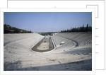 Panatheniac Stadium, Site of the 1896 Olympic Games by Corbis