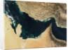 Persian Gulf Around the Strait of Hormuz by Corbis
