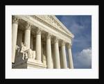 United States Supreme Court by Corbis