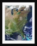 Eastern Half of the USA by Corbis