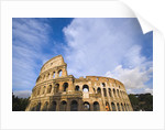 The Colosseum by Corbis