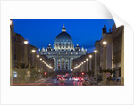 Saint Peter's Cathedral by Corbis