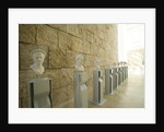 The Ara Pacis Augustae by Corbis